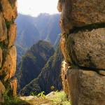 """Window on another world - Machu Picchu"" by ChristopherByrd"