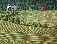 Fields of Cape Breton