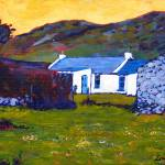 """""""Cottage From Sheep Field"""" by irishkc"""