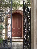 Charleston Door & Iron Gate