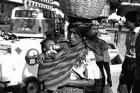 Guatamala City - Mother & child