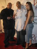 Trouble, Bullet & Mrs. Bullet @ the Red Carpet
