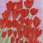 """""""Red Flowers"""" by jmeraz"""