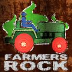 """Farmers Rock"" by maryostudio"