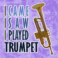 I Came I Saw I Played Trumpet
