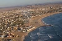 swakopmund from air
