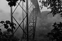 The Bridge in Black and White