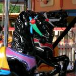 """Joyland: Painted Ponies #2"" by Freeman_Photographic"