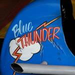 """Joyland: Blue Thunder"" by Freeman_Photographic"