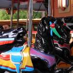 """Joyland: Painted Ponies #3"" by Freeman_Photographic"