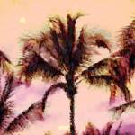 """Palms water color"" by ArtForm"