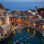 """""""Evening in Vernazza"""" by paulwnashphotography"""