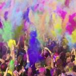 """""""Holi - Festival of Colors"""" by paulwnashphotography"""
