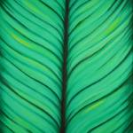 """Leaf of Green"" by lisambergman"
