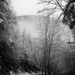 """Winter Mountain Road"" by davidfosterlay"