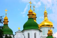 St Sophia in Ukraine