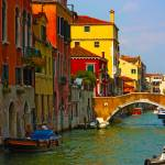 """Canals of Venice"" by a1luha"