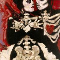 La Pistola y El Corazon Art Prints & Posters by George Yepes
