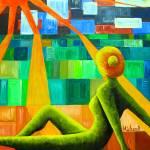 """Sun Worshipper"" by marnold"