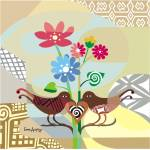 """Love Birds"" by Luminousrays"