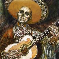 La Serenata Art Prints & Posters by George Yepes