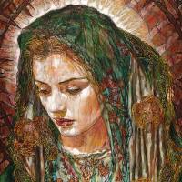 Madonna des Anges Art Prints & Posters by George Yepes
