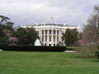 The Whitehouse in Early Spring