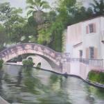 """""""San Antonio River Walk"""" by SeiterArt"""