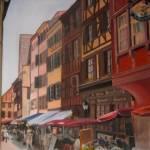 """""""Rue du Maroquin"""" by SeiterArt"""