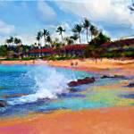 """""""Napili Beach"""" by CarlaG"""