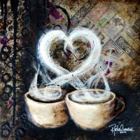 Coffee Love Art Prints & Posters by Rachel Whetzel