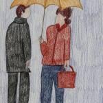"""Standing in the Rain"" by jmeraz"