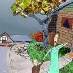 """Autumn Walk"" by StephenGentry"