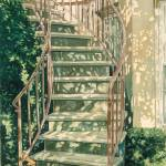 """""""Savannah Stairs"""" by soothedbyrainfall"""