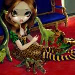 """""""Dinosaur Friends III"""" by strangeling"""