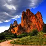 """Garden of the gods"" by mellow"