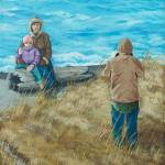 """Ocean shores Memories"" by gritchhart"