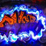 """Light Art Graffiti"" by CMcKeown"