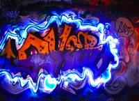 Light Art Graffiti