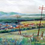 """""""Cross House Lothian"""" by brendanberry"""