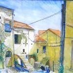 """""""Houses in Filignano"""" by brendanberry"""