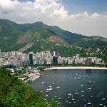 """Rio de Janeiro (north view)"" by Nikhil"