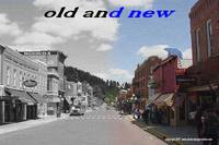 old new towncanvaslook