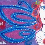 """""""Violet Femme"""" by sheri"""