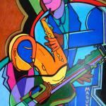 """Jazzin#1"" by masud"