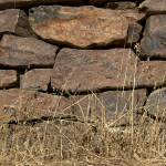 """Rock Wall and Grass"" by smayer"