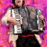 """The Accordionist"" by ScovoPhoto"