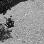 """""""Alone in the square"""" by melanzata"""