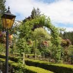 """""""Butchart Gardens Archway"""" by Groecar"""
