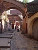 Stairs' Passage in Sibiu